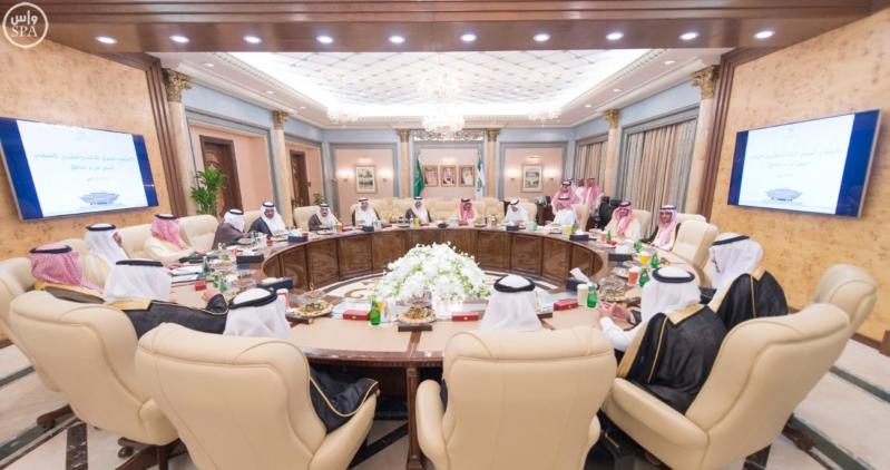 اجتماع امراء المناطق