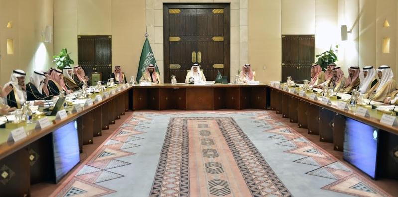 اجتماع امير الرياض مع المحافظين15