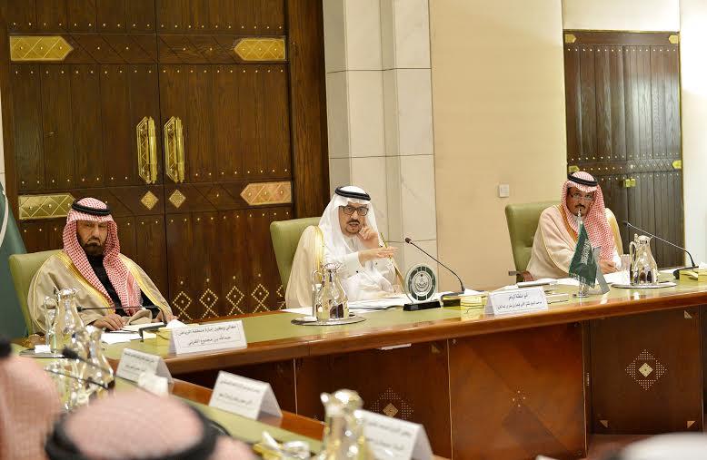 اجتماع امير الرياض مع المحافظين16