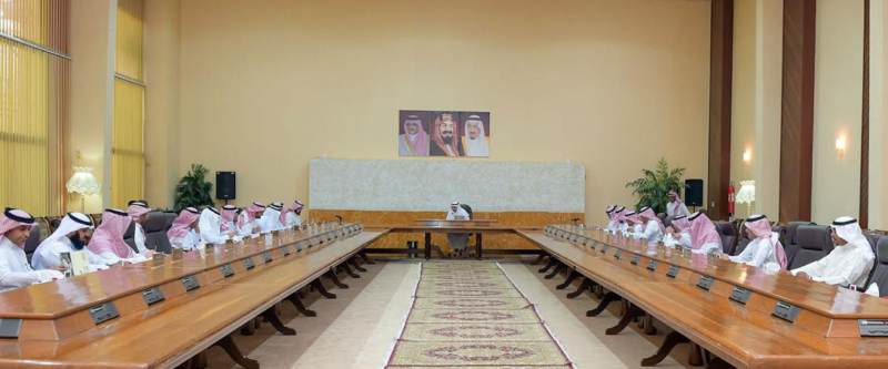اجتماع رؤساء البلديات