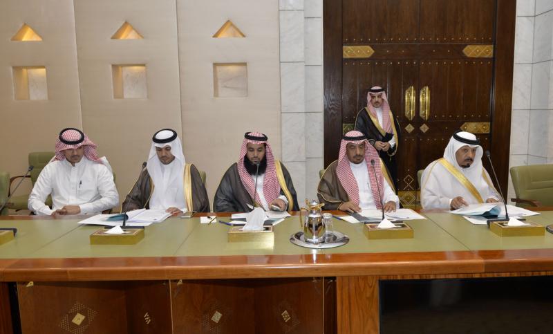 اجتماع مجلس ادارة جمعية البر بالرياض (11)