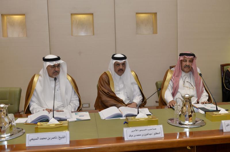 اجتماع مجلس ادارة جمعية البر بالرياض (12)