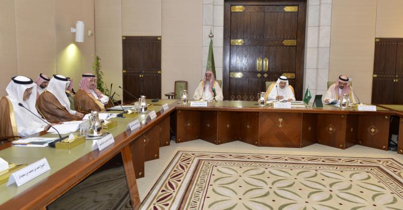 اجتماع مجلس ادارة جمعية البر بالرياض (13)
