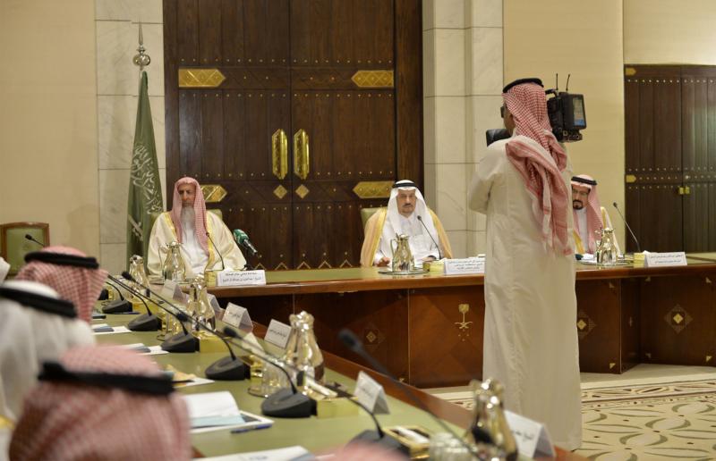اجتماع مجلس ادارة جمعية البر بالرياض (8)