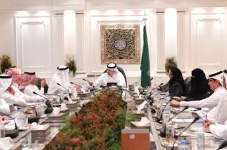 تفاصيل اجتماع وزير #الإعلام مع رئيس وأعضاء مجلس إدارة هيئة الصحفيين السعوديين - المواطن