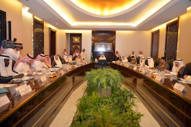 اجتماع هيئة تطوير مكة