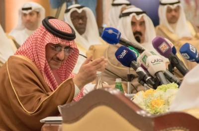 اجتماع وزراء داخليه الخليج (11)