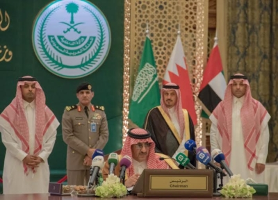 اجتماع وزراء داخليه الخليج (17)