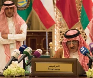 اجتماع وزراء داخليه الخليج (3)