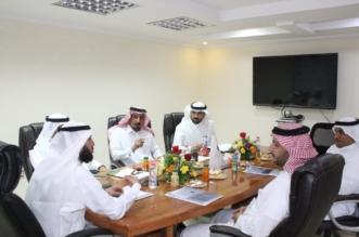 اجتماع تنسيقي لتفعيل توطين وظائف قطاع الاتصالات بالجوف - المواطن