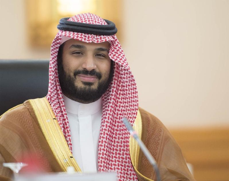 اجنماع ولي ولي العهد مع وزير دفاع الصين