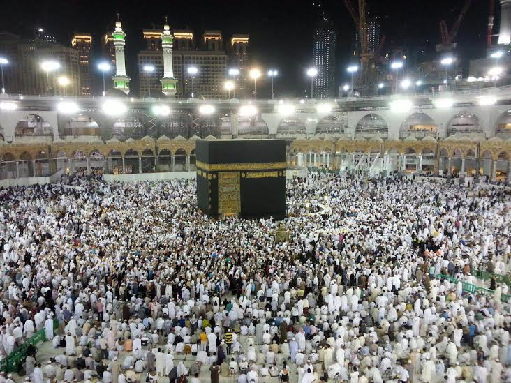 اجواء روحانية ليلة رمضان
