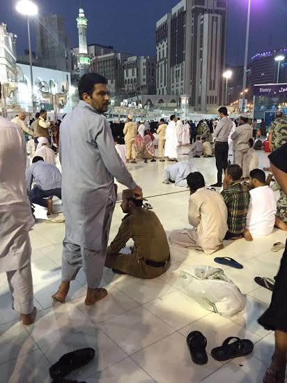 اجواء روحانية ليلة رمضان5