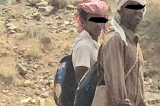 بالصور.. أحباش يبيعون المسكر في وضح النهار بشعب المغادير في أحد رفيدة ! - المواطن