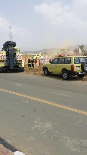 احتجاز عمال في انهيار مبنى تحت الإنشاء في بيش3