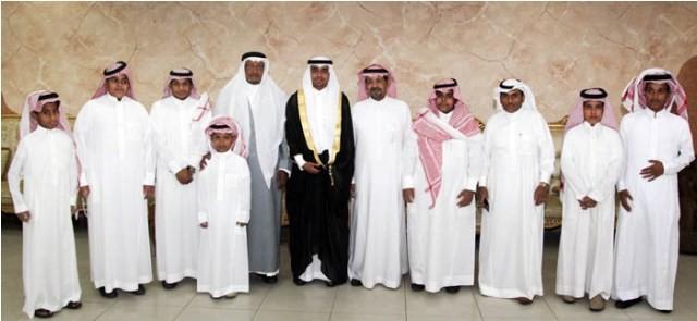 احتفال-ابناء-المرحوم-حمدبن-صالح 2
