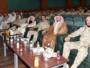 مدارس الحرس الوطني تحتفل بتخريج دورتي دبلوم الأمن الفكري