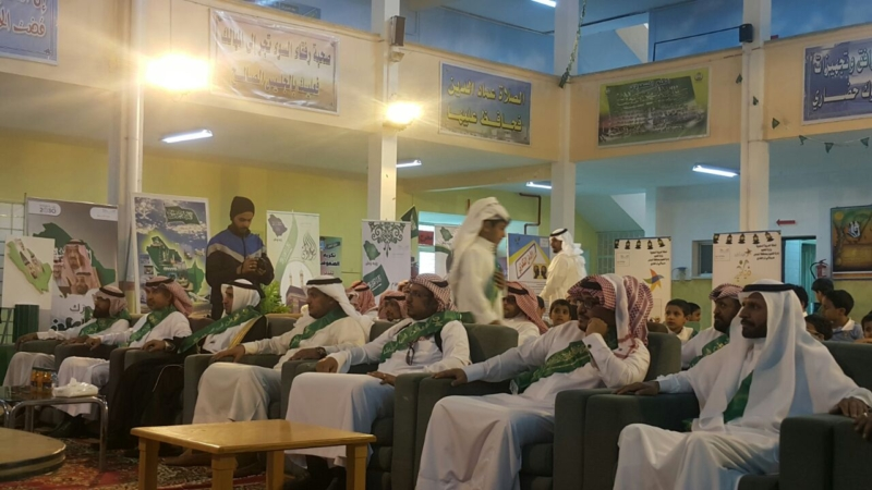 احتفال مدرسة ابي ذر الغفاري (12)