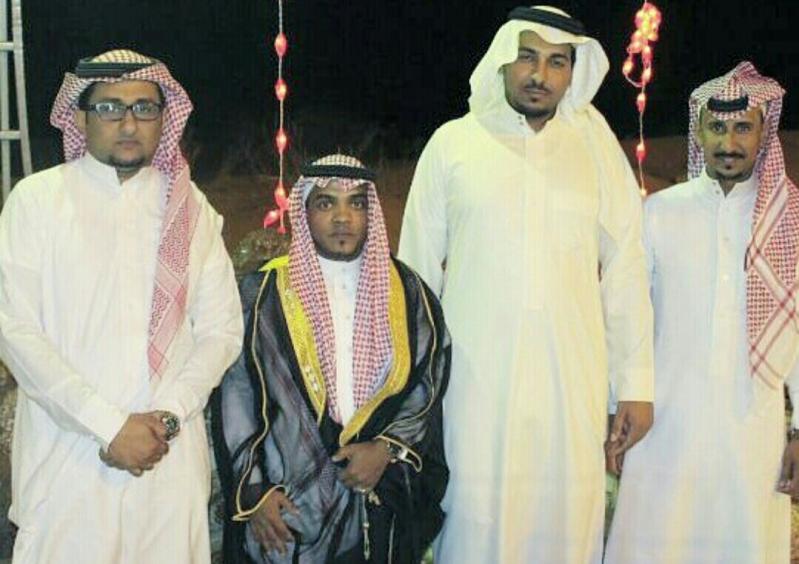 احمد-الصالحي-يحتفل-بزواجه (1)