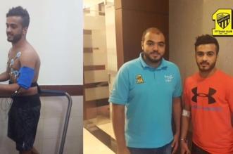 بالصور.. أهلاوي سابق يجتاز الفحص الطبي ويرتدي قميص الاتحاد - المواطن