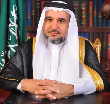 مدير العلاقات العامة والإعلام بالمسجد الحرام أحمد بن محمد المنصوري