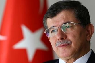احمد داود اوغلو  رئيس وزراء تركيا