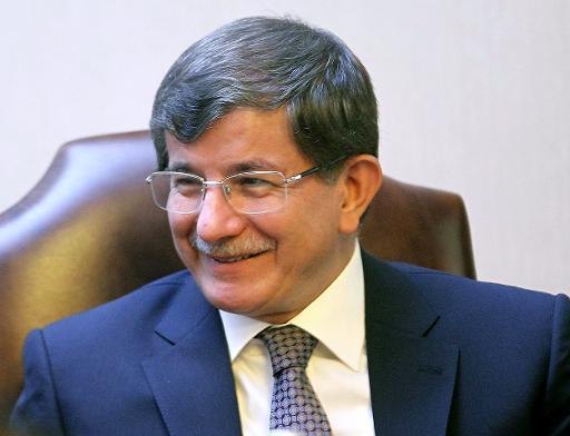 احمد داود اوغلو