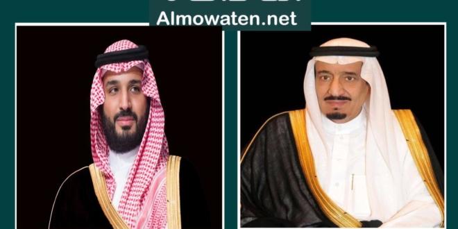 صورة برقيتان من الملك سلمان وولي العهد للاطمئنان على صحة رئيس الجزائر