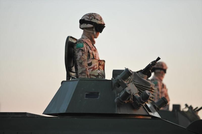 اختتام تمرين امن الخليج1 (1)