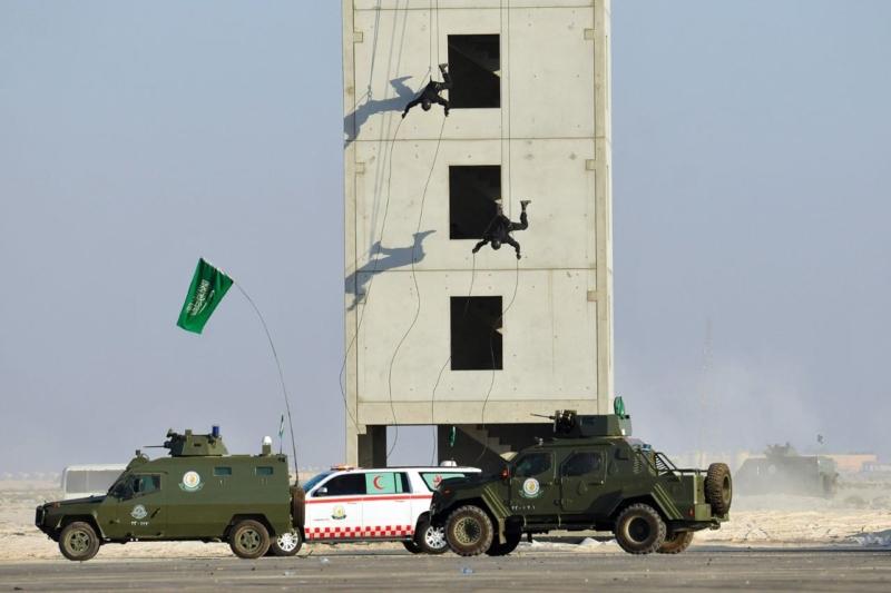 اختتام تمرين امن الخليج1 (10)