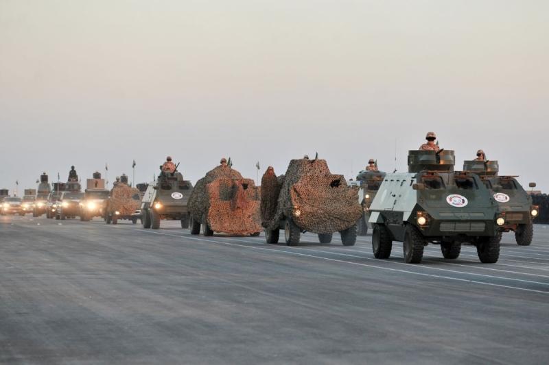 اختتام تمرين امن الخليج1 (11)