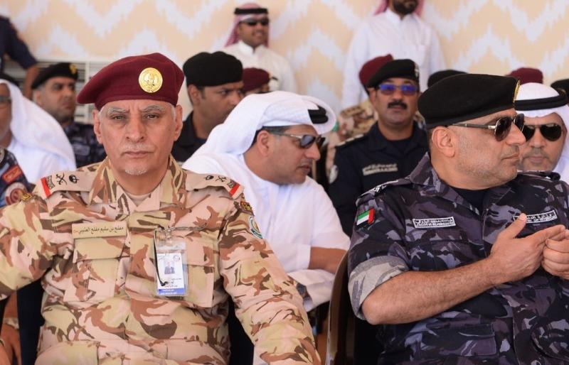 اختتام تمرين امن الخليج1 (12)