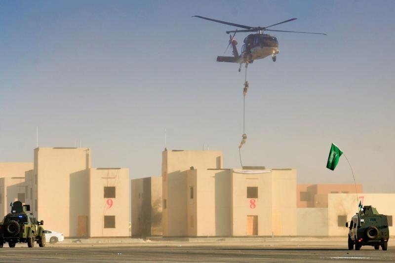 اختتام تمرين امن الخليج1 (2)