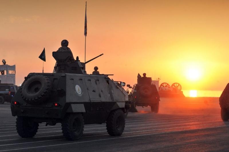 اختتام تمرين امن الخليج1 (3)