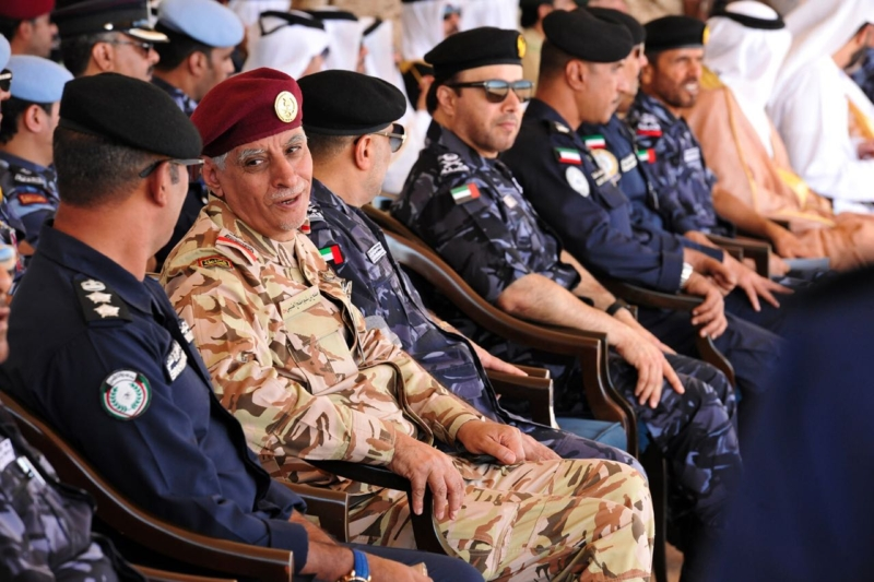 اختتام تمرين امن الخليج1 (4)