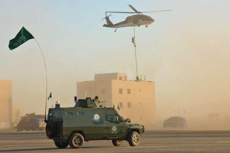 اختتام تمرين امن الخليج1 (5)