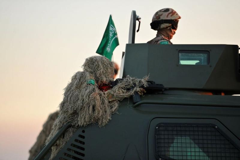 اختتام تمرين امن الخليج1 (6)