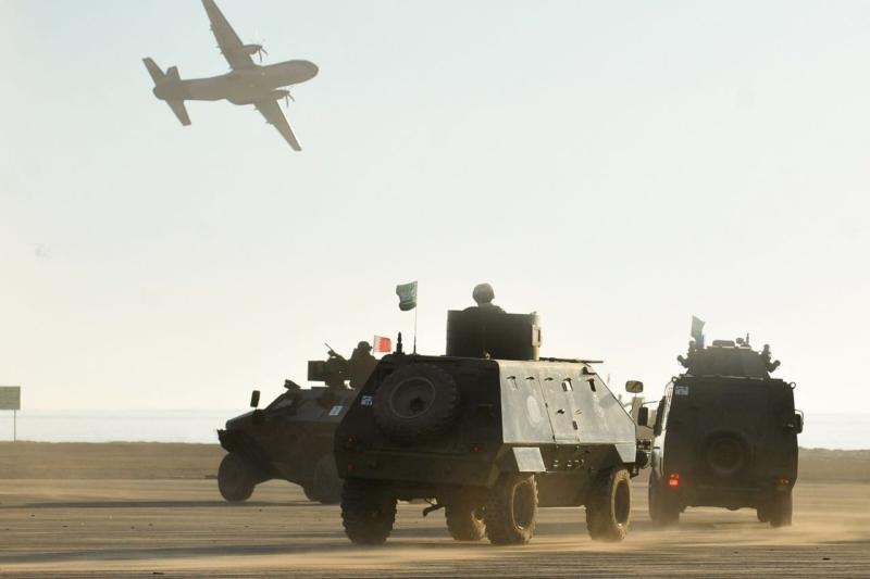 اختتام تمرين امن الخليج1 (7)