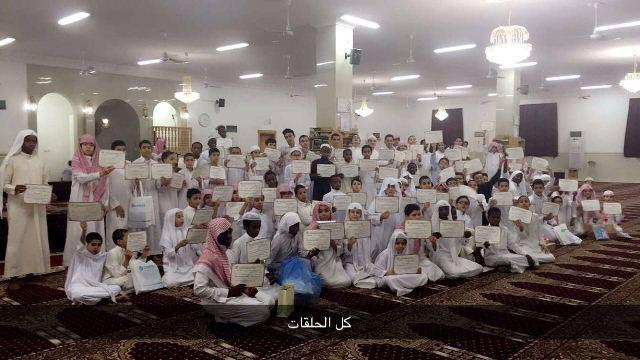 اختتام دورة الشيخ صالح القرعاوي (10)