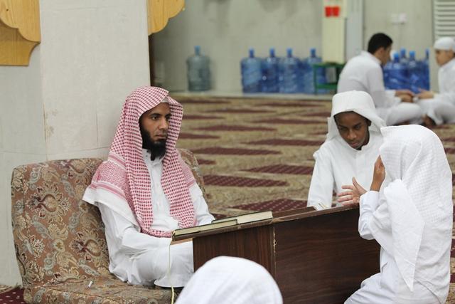 اختتام دورة الشيخ صالح القرعاوي (2)