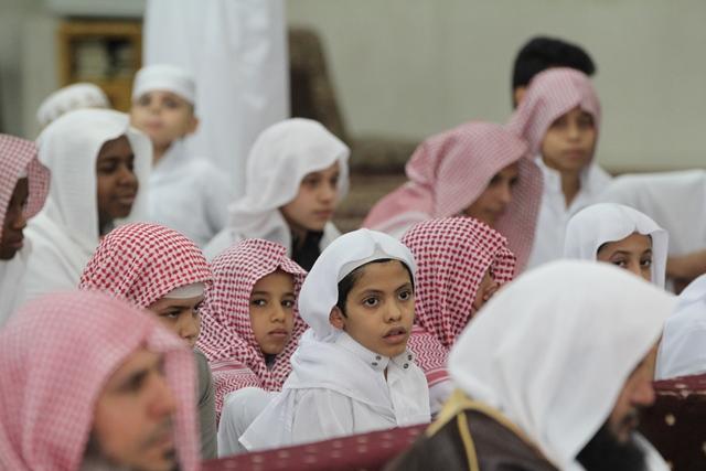 اختتام دورة الشيخ صالح القرعاوي (5)