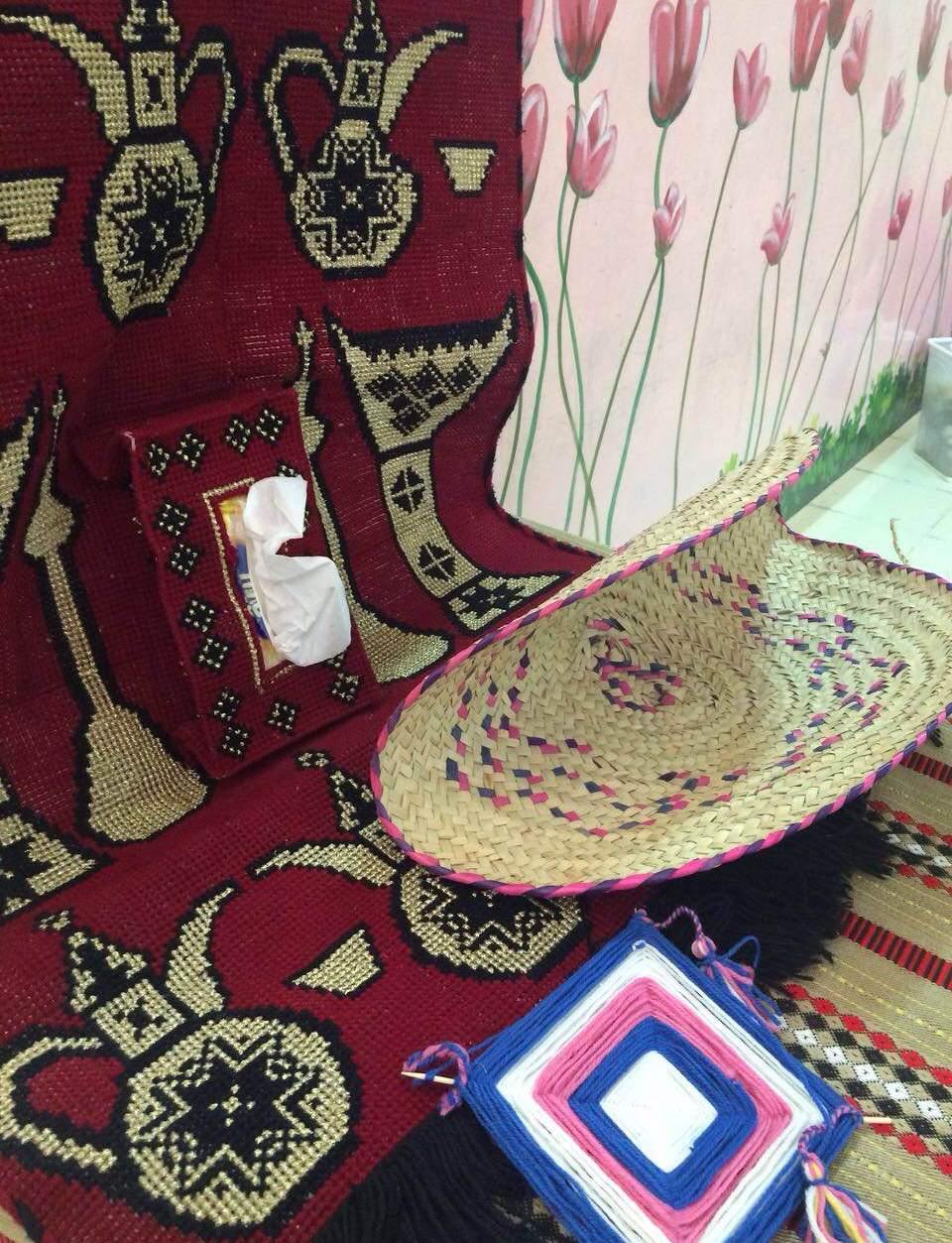 اختتام فعاليات مهرجان تراثنا اصالتنا بمدرسة نسيم الرياض (1)