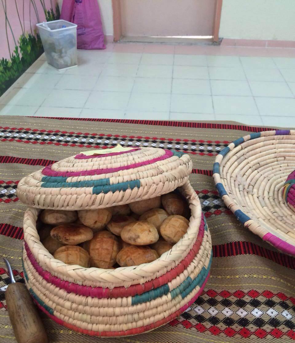 اختتام فعاليات مهرجان تراثنا اصالتنا بمدرسة نسيم الرياض (2)