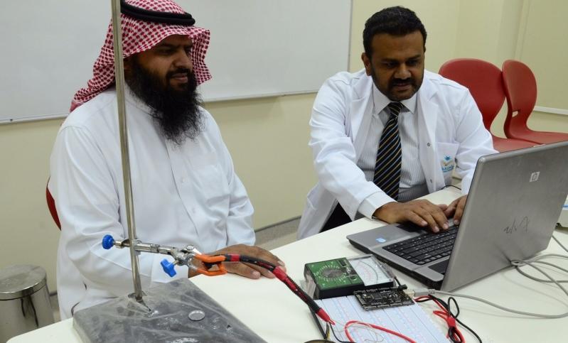 اختراع في القياسات الإشعاعية لأكاديميان بجامعة نجران