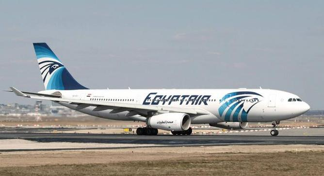 اختطاف طائرة مصرية قبرص