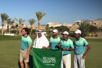 الأخضر بطل العرب في الجولف والعطية يحصد الفردي - المواطن
