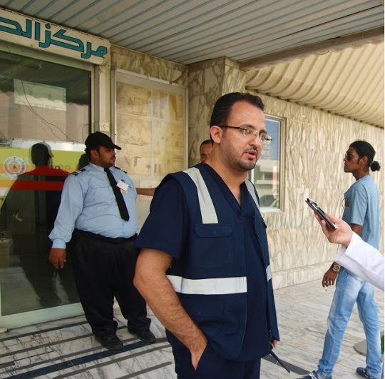 اخلاء-مرضى-وتوجيههم-لمركز-الأمير-عبدالمجيد-للكلى
