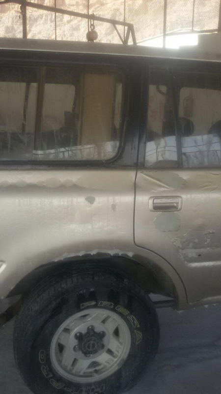 اخماد حريق بورشة سيارات بالعلا دون إصابات  (347180137) 