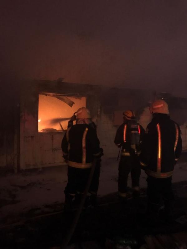 اخماد حريق كورنيش-جازان5