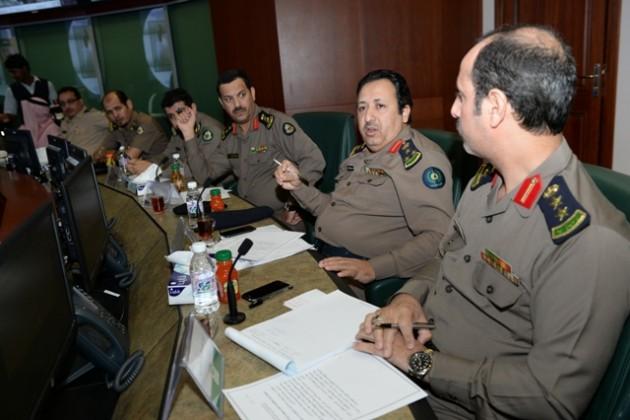 ادارة الازمات والكوارث بامارة المنطقة صباح اليوم (4)